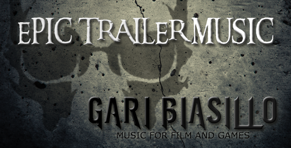 A cinematic collection of Epic Trailer Music suitable for film, games, awesome media.
