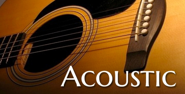 This collection contain top acoustic music for your production.